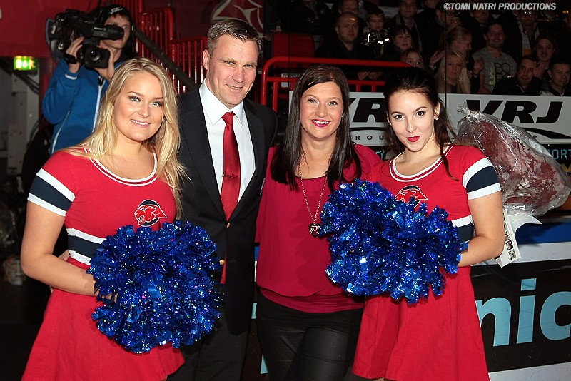 Hifk Cheerleader
